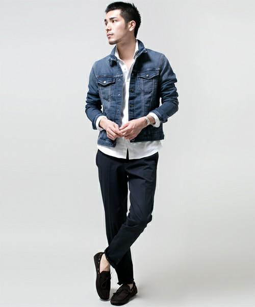 女の子ウケがいい!20代後半~30代メンズの春・秋モテファッションコーデ集 , NAVER まとめ