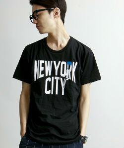 Tシャツ,黒