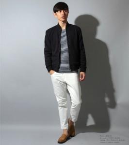 白パンツ,秋