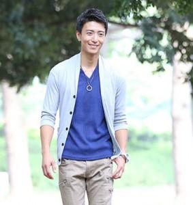 ブルーのTシャツ,インナー