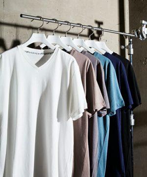 無地のTシャツ ブランド