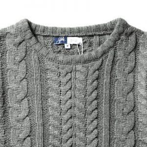 クルーネックセーター おすすめ