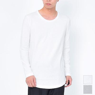 ロング丈Tシャツ メンズ ブランド