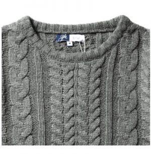 セーター 冬 素材