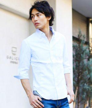 白のボタンダウンシャツ おすすめ