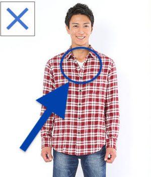 シャツ 中に何を着る
