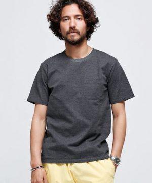 黒のクルーネックTシャツ おすすめ