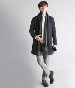40代男子の服装